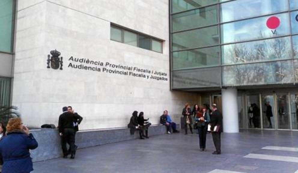 Audiencia Provincial Valencia