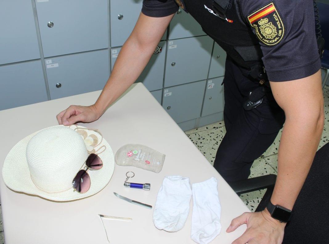 Policia Nacional Robatoris