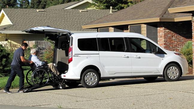 vehicles adaptats