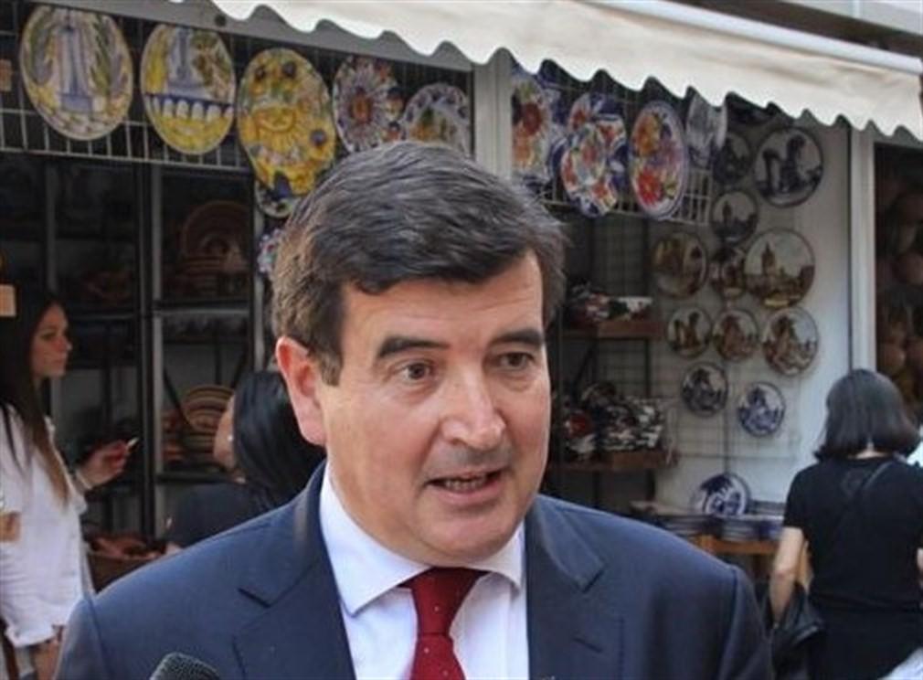 Fernando Giner, portaveu de Cs a l'Ayuntament de València