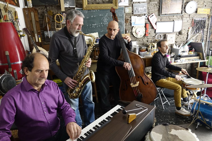 Jazz Perellonet, Ximo Caffarena Quartet /Ayuntament de València