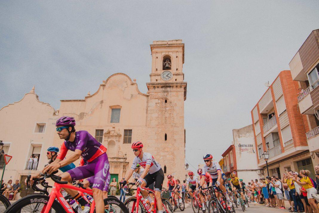 Etapa de la Vuelta España, exida en Cullera / Ajuntament de Cullera