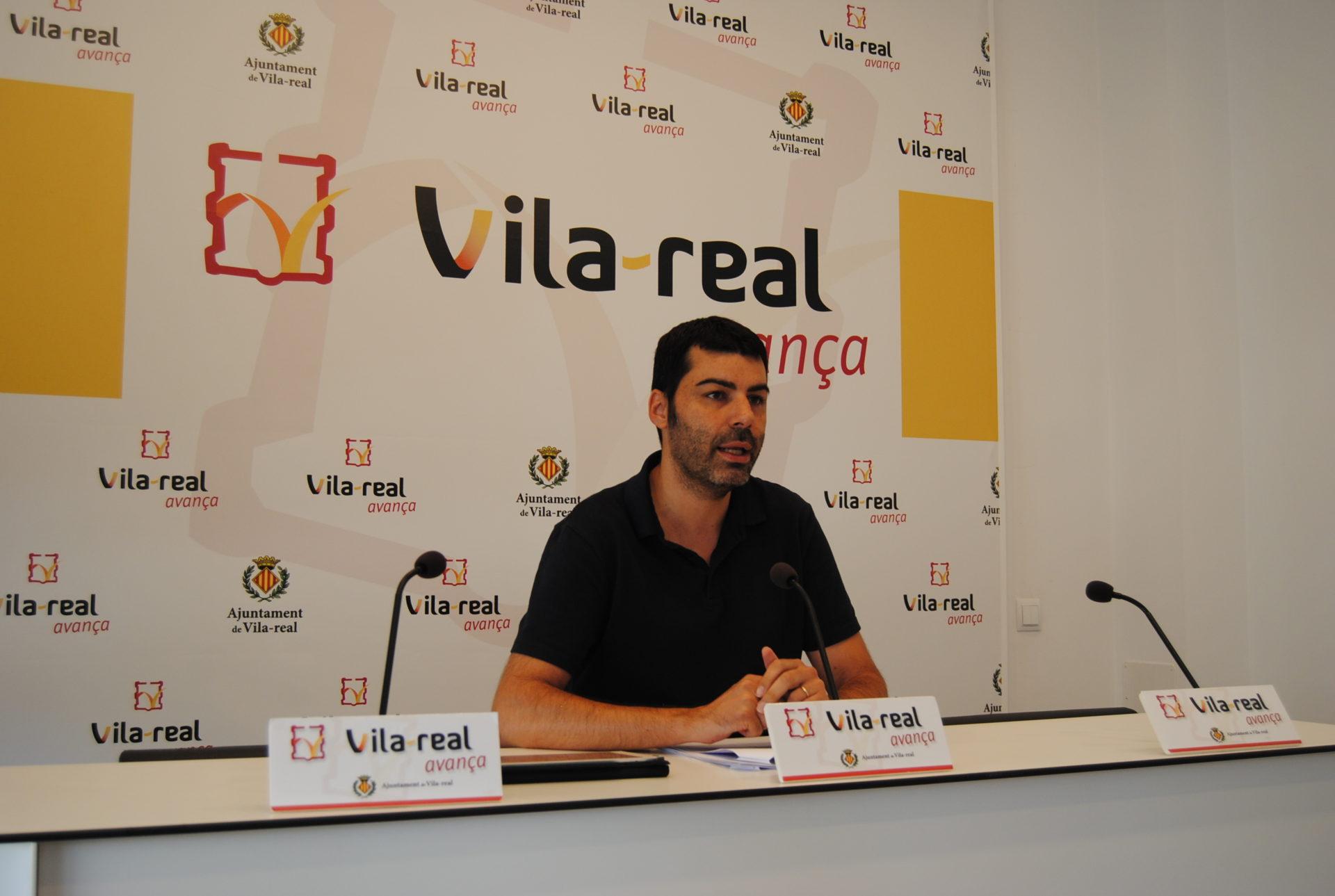 El regidor de Serveis Socials, Álvaro Escorihuela.
