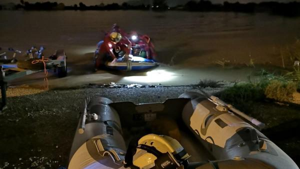 Operaciones de rescate en Alicante durante la gota fría - AYUNTAMIENTO DE ALICANTE