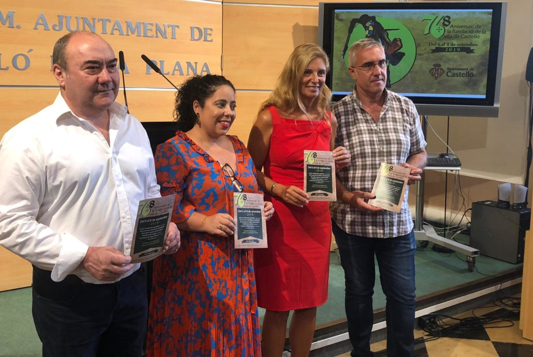 RP Actes 765 Aniversari Castelló