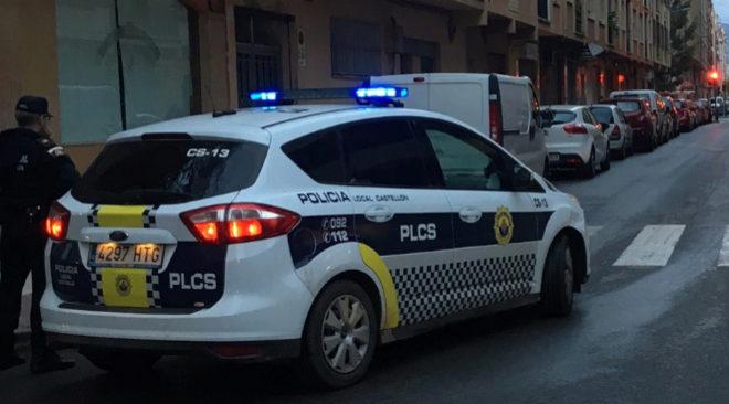 Policía local de Castelló