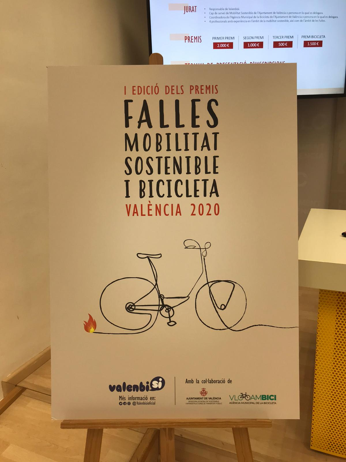 Premis mobilitat sostenible i bicicleta