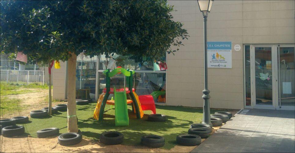 Escola infantil Chupetes Castelló