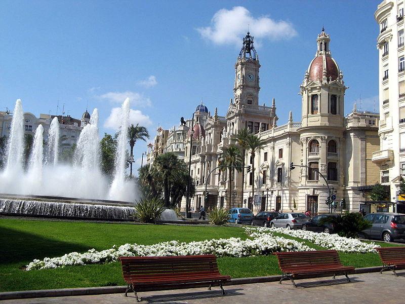 Plaza Ayuntamiento de València