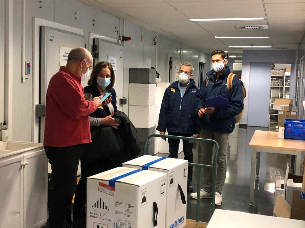 represa vacunes comunitat valenciana