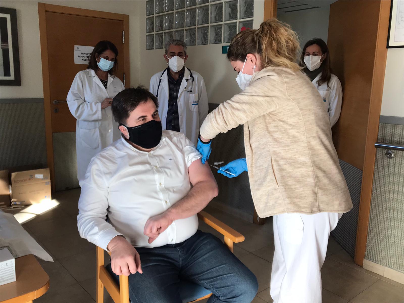 segona jornada vacunes