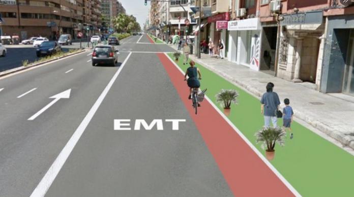 Proyecto Avenida Pérez Galdós