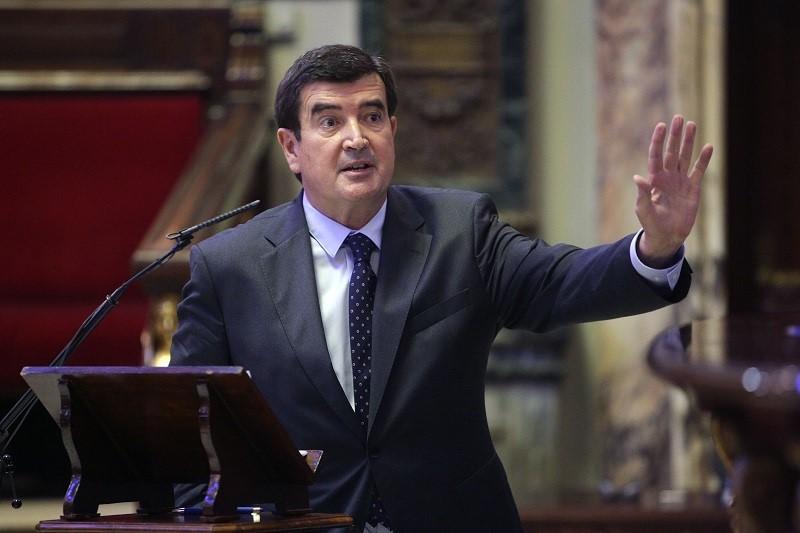 Fernando Giner, portavoz de Ciudadanos València