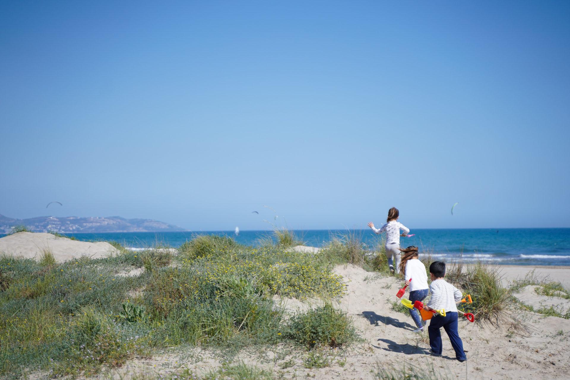 Playa del Serradal Castelló de la Plana