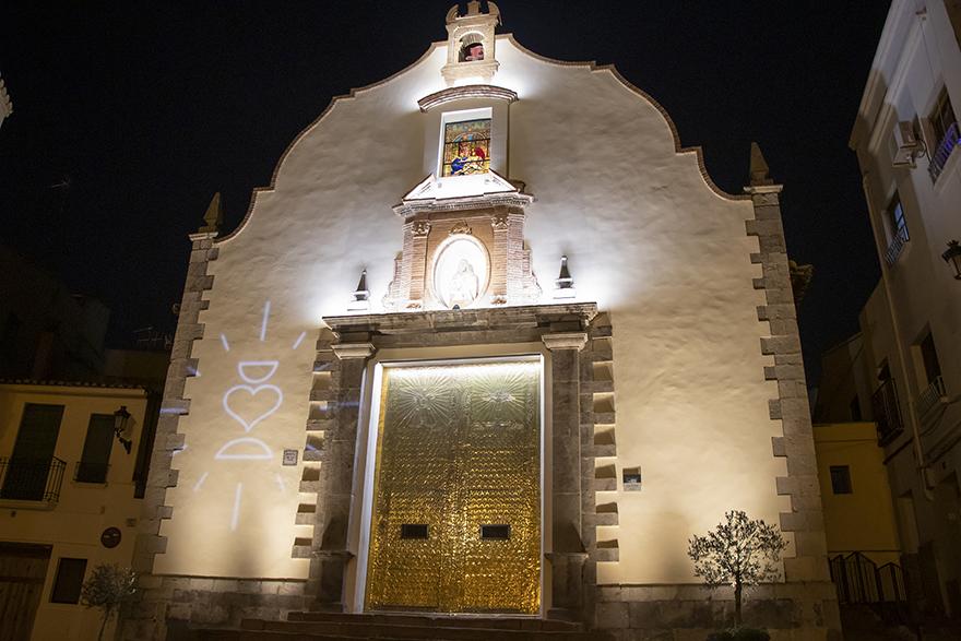 Ermita de la sang Sagunto