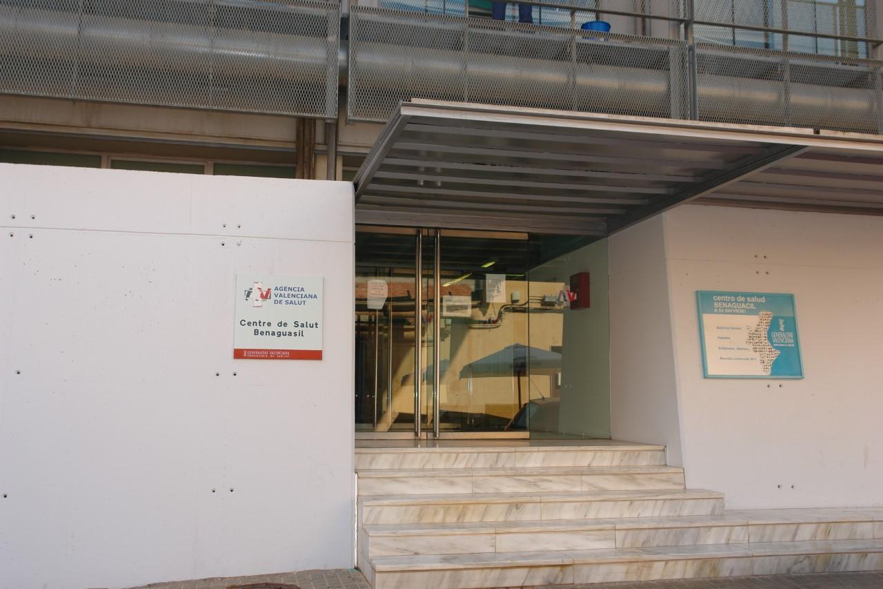 Centro de Salud de Benaguasil