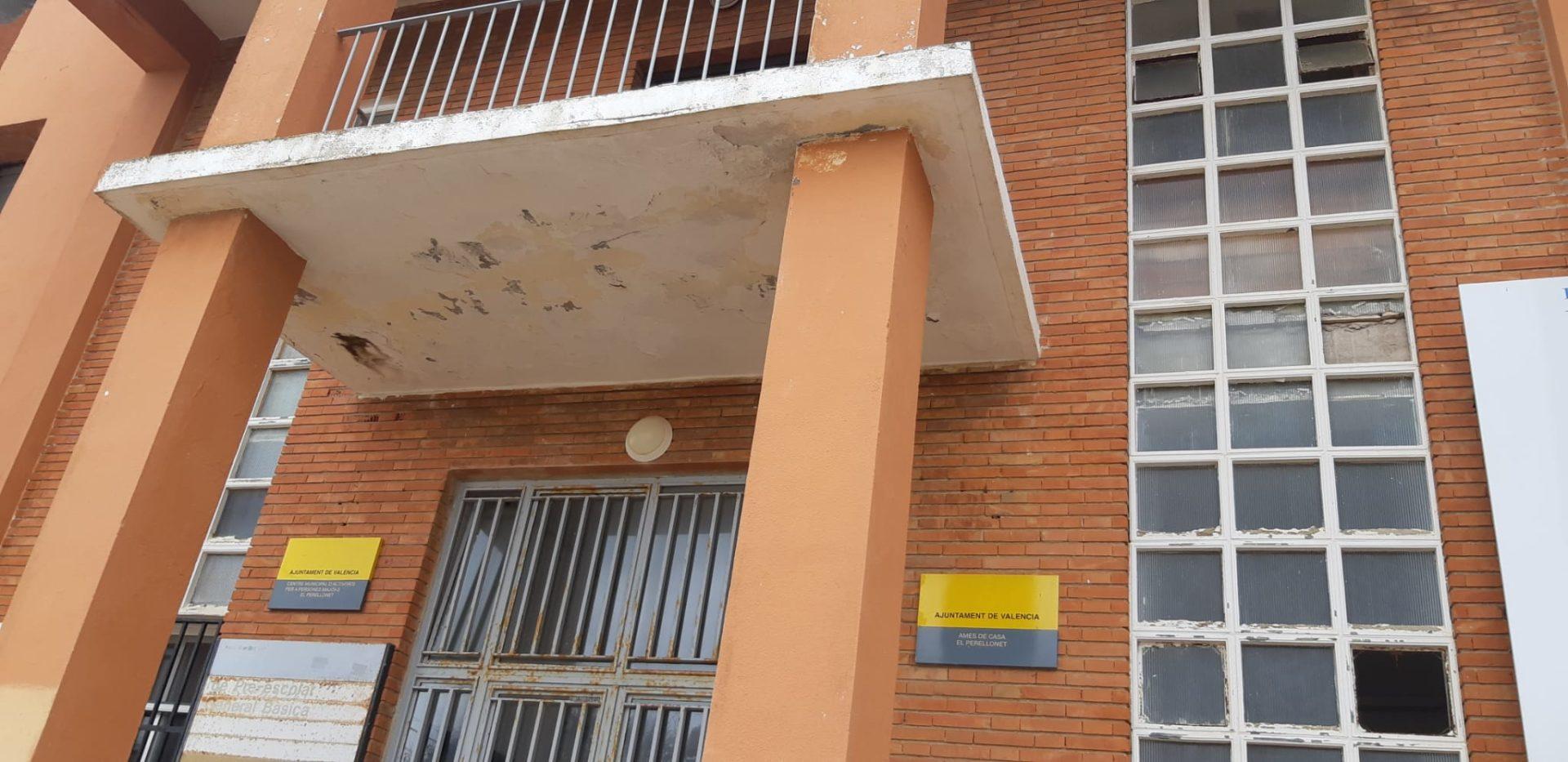 Centro escolar Perellonet