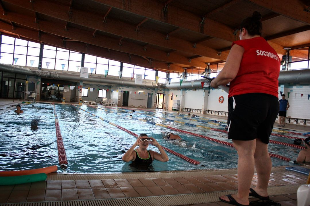 piscina municipal de Almassora.