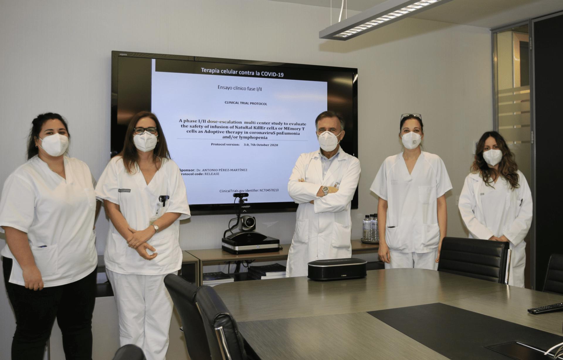personal investigació clínic