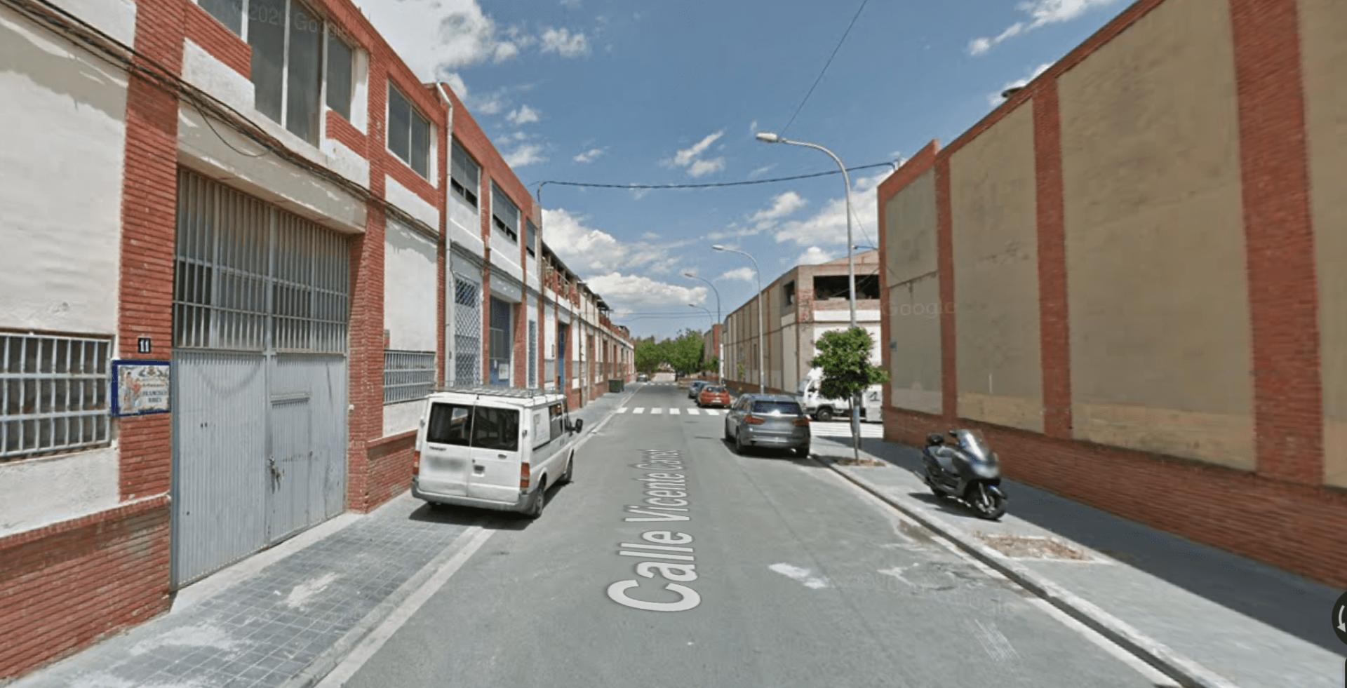 Barrio Ciutat Fallera