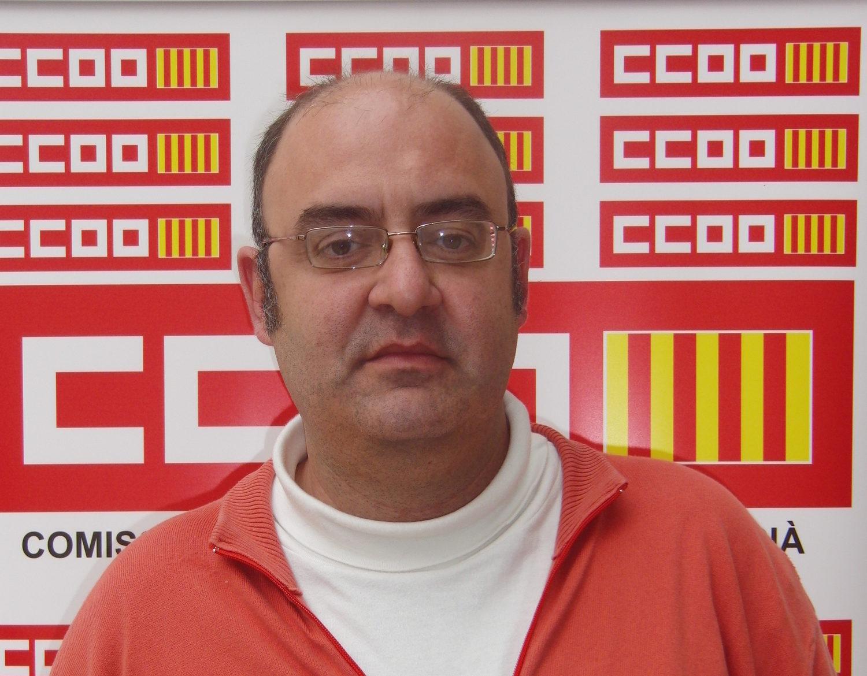 Pepo Ruíz, Secretario Comunicación CCOO Pepo Ruíz, Secretario de Comunicación CCOO l'Alacantí-les Marines