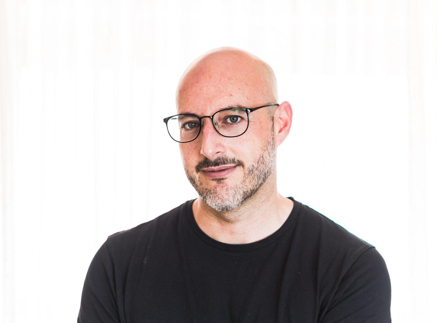 Iván Jiménez, director, autor y pedagogo de Teatro.