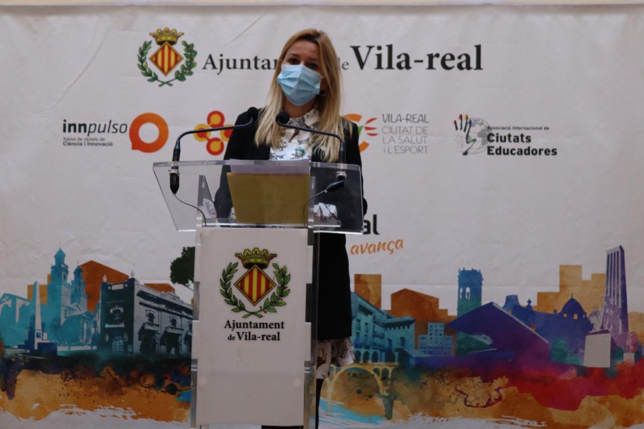 Silvia Gómez comparece en Vila-real