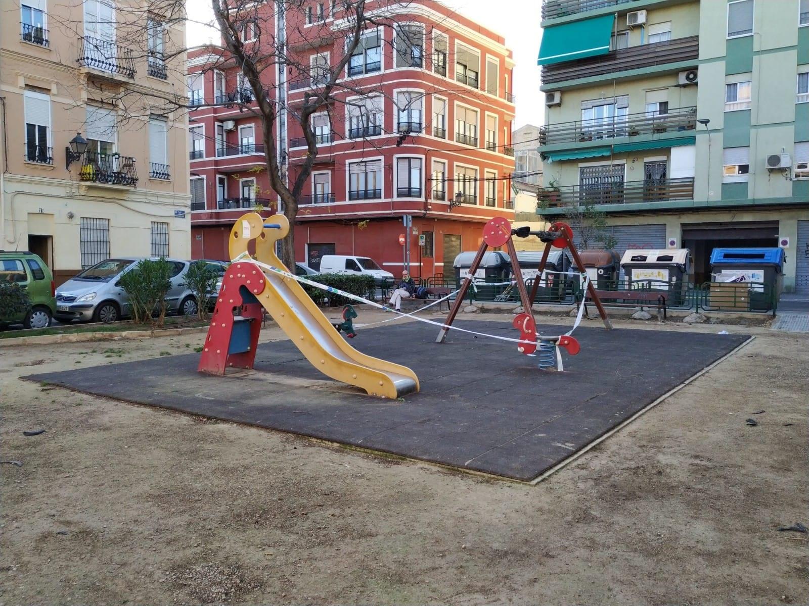 remodelación de la Plaza Calabuig