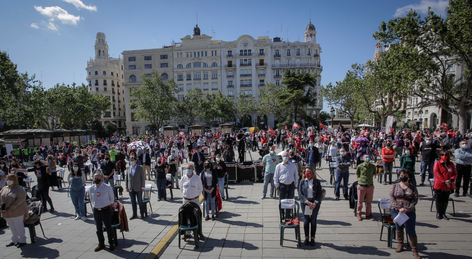 1 mayo València