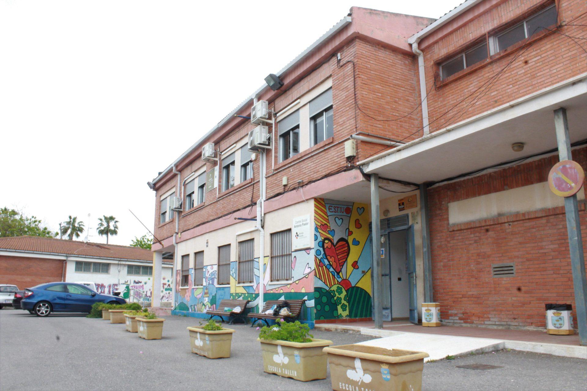 Centro social Antonio Pastor de Burriana