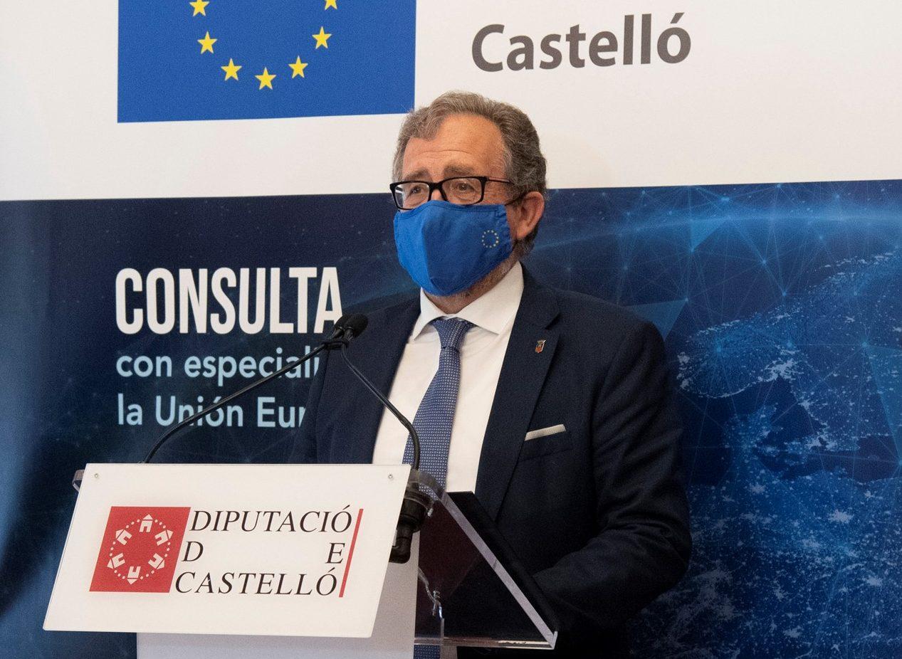 Presidente de la Diputación de Castellón