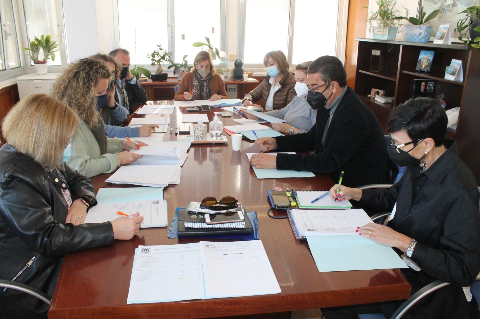 Reunión equipo gobierno Benicàssim