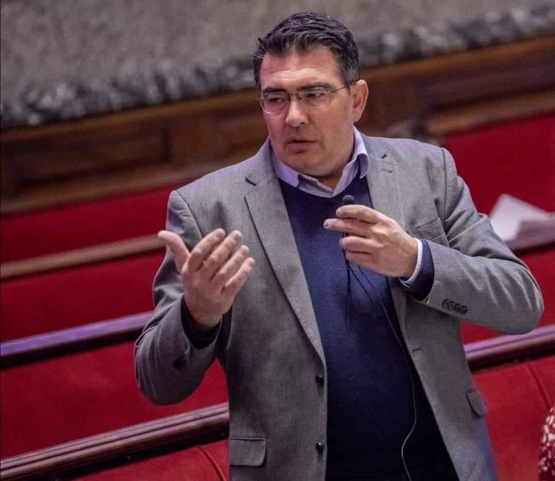Narciso Estelles diputado de Ciudadanos