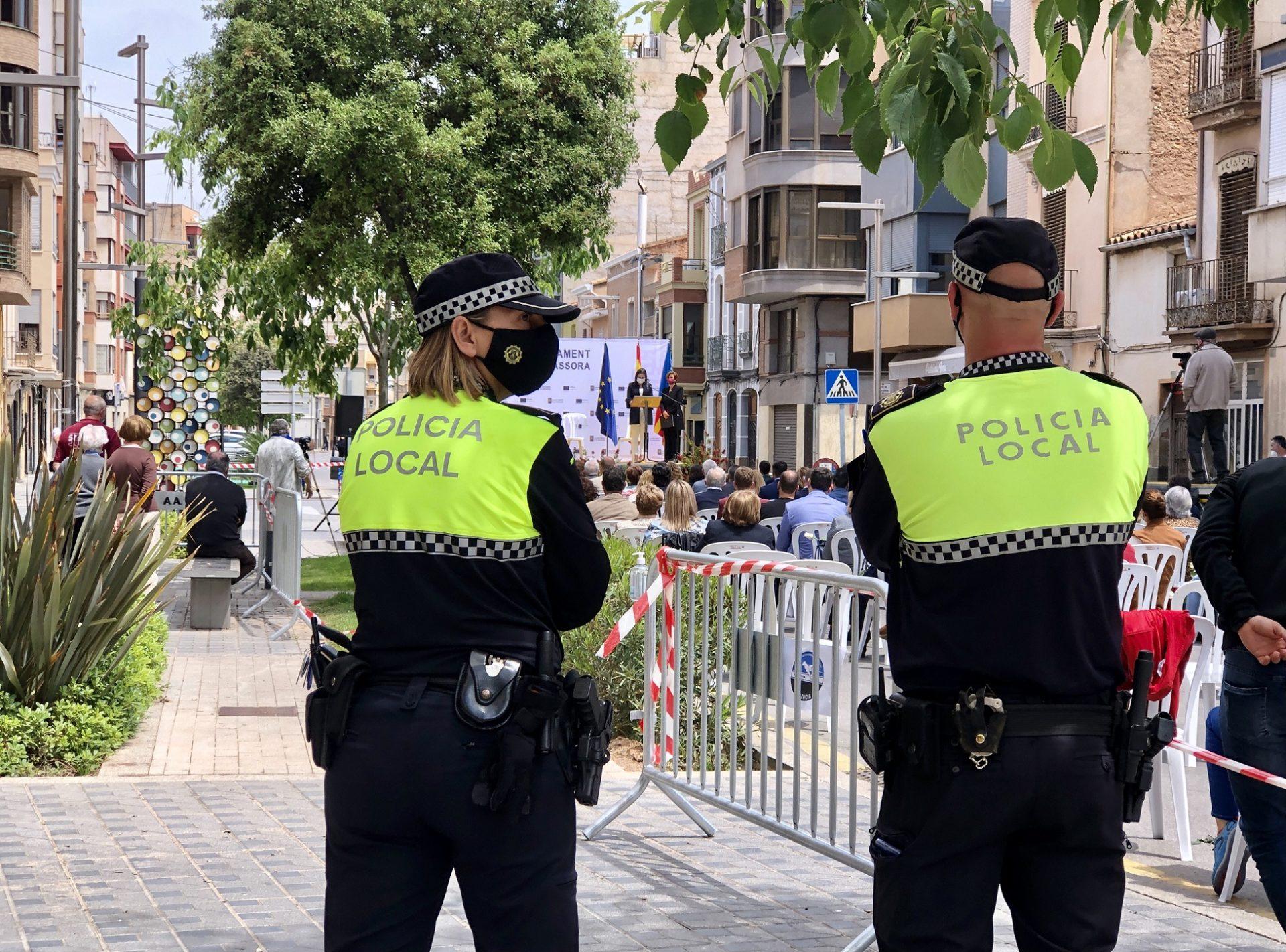 Almassora Policía Local