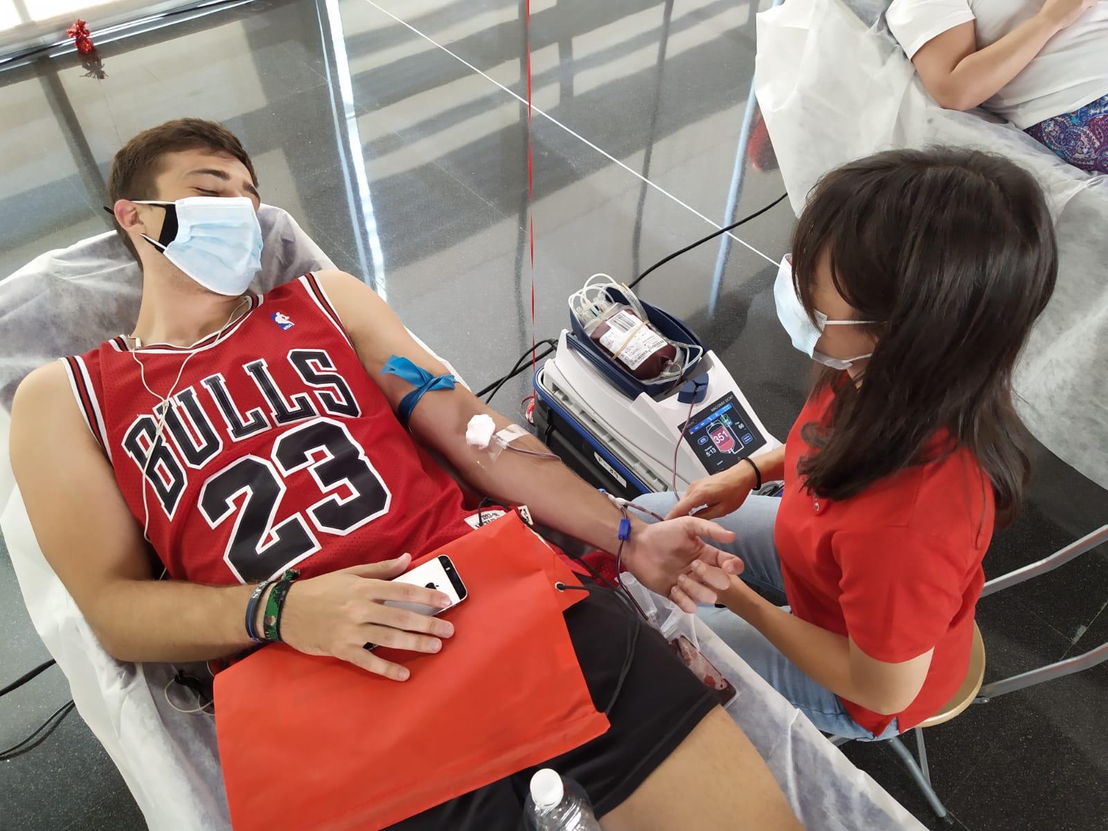 Imagen del Centro de Transfusión de la Comunitat Valenciana