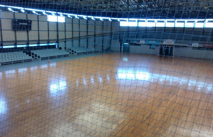 Pabellón deportivo de Sant Isidre | Imagen del Pavelló Fútbol Sala Sant Isidre