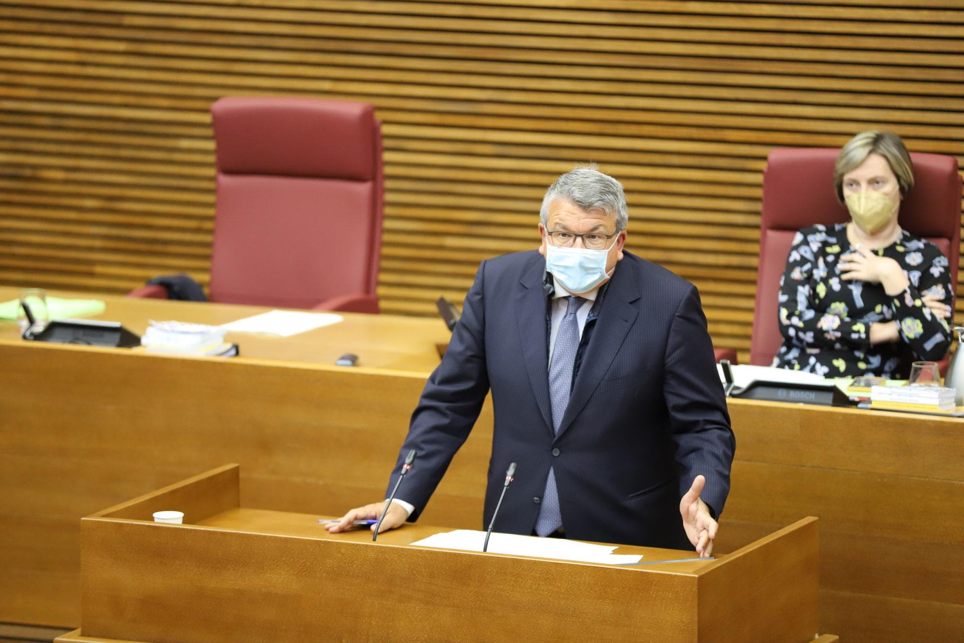Fernando Llopis, diputado Ciudadanos