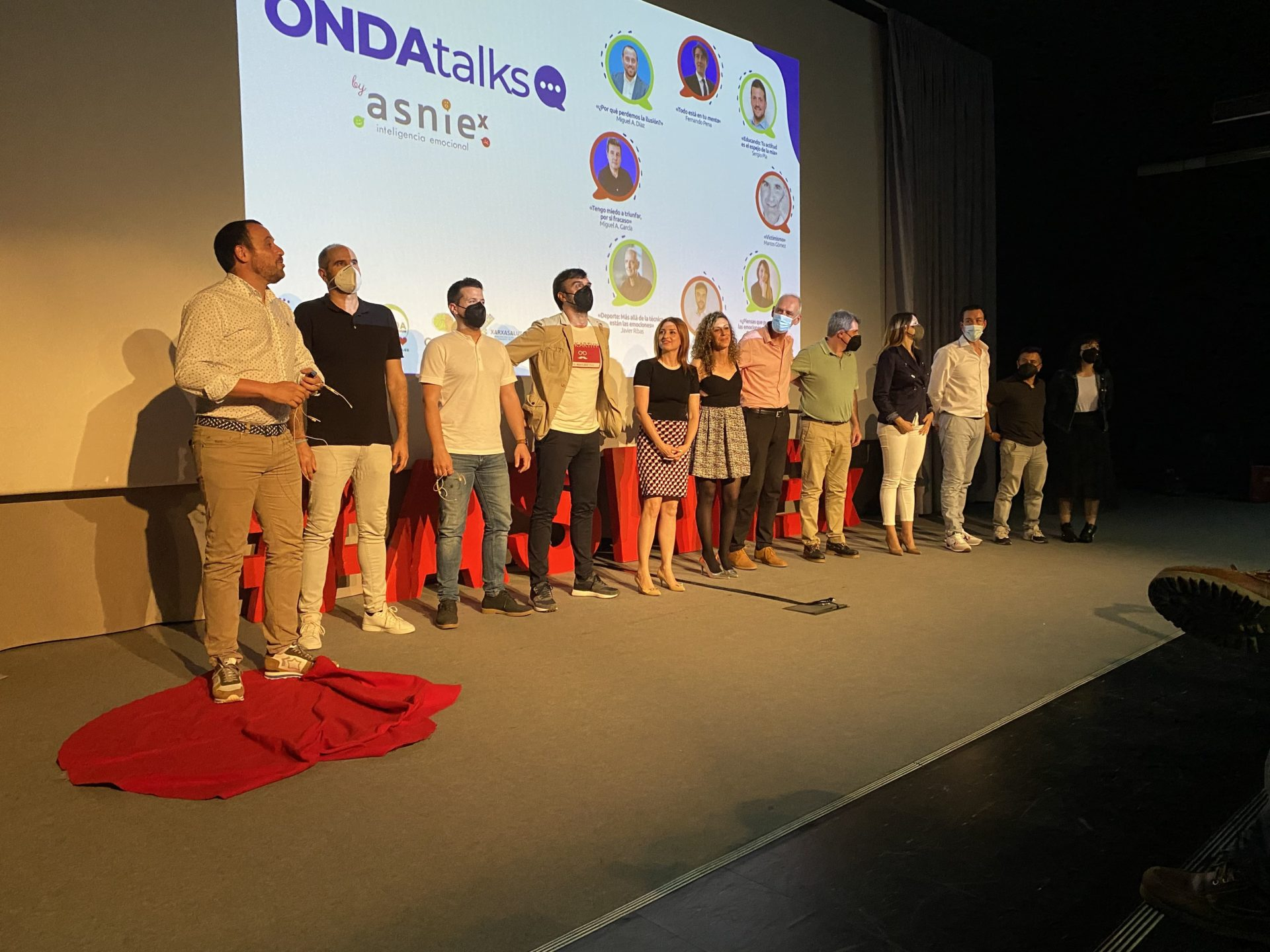 Jornadas Onda talks