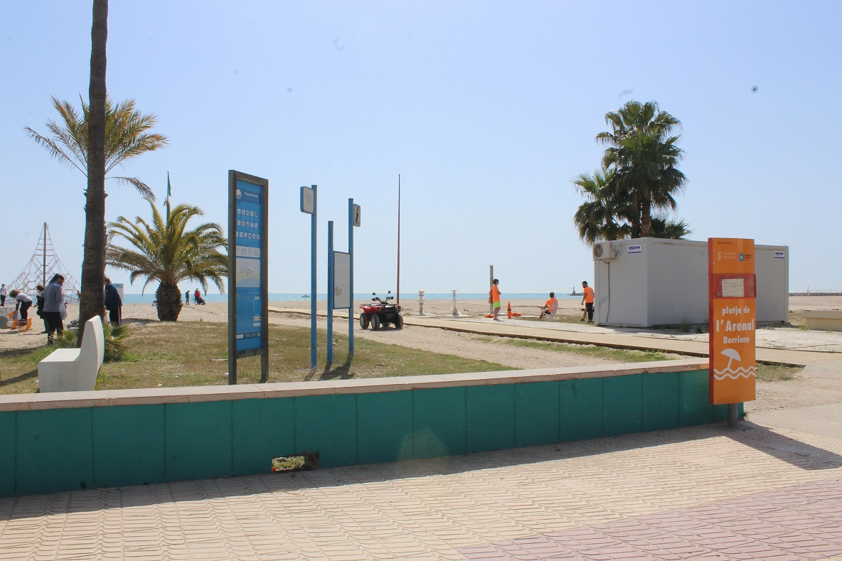 Playa Burriana   Ayuntamiento de Burriana