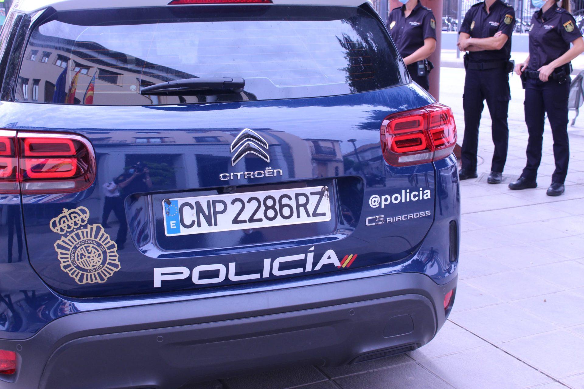 Recurso policia nacional