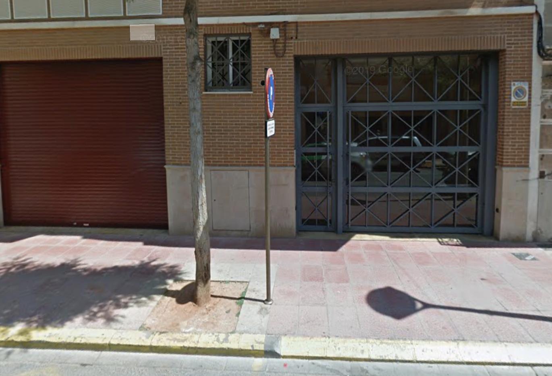 Calle Raval del Carme