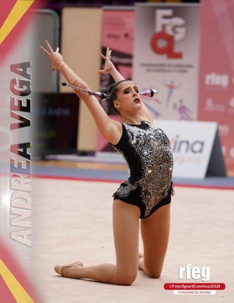 Andrea vega gimnasta