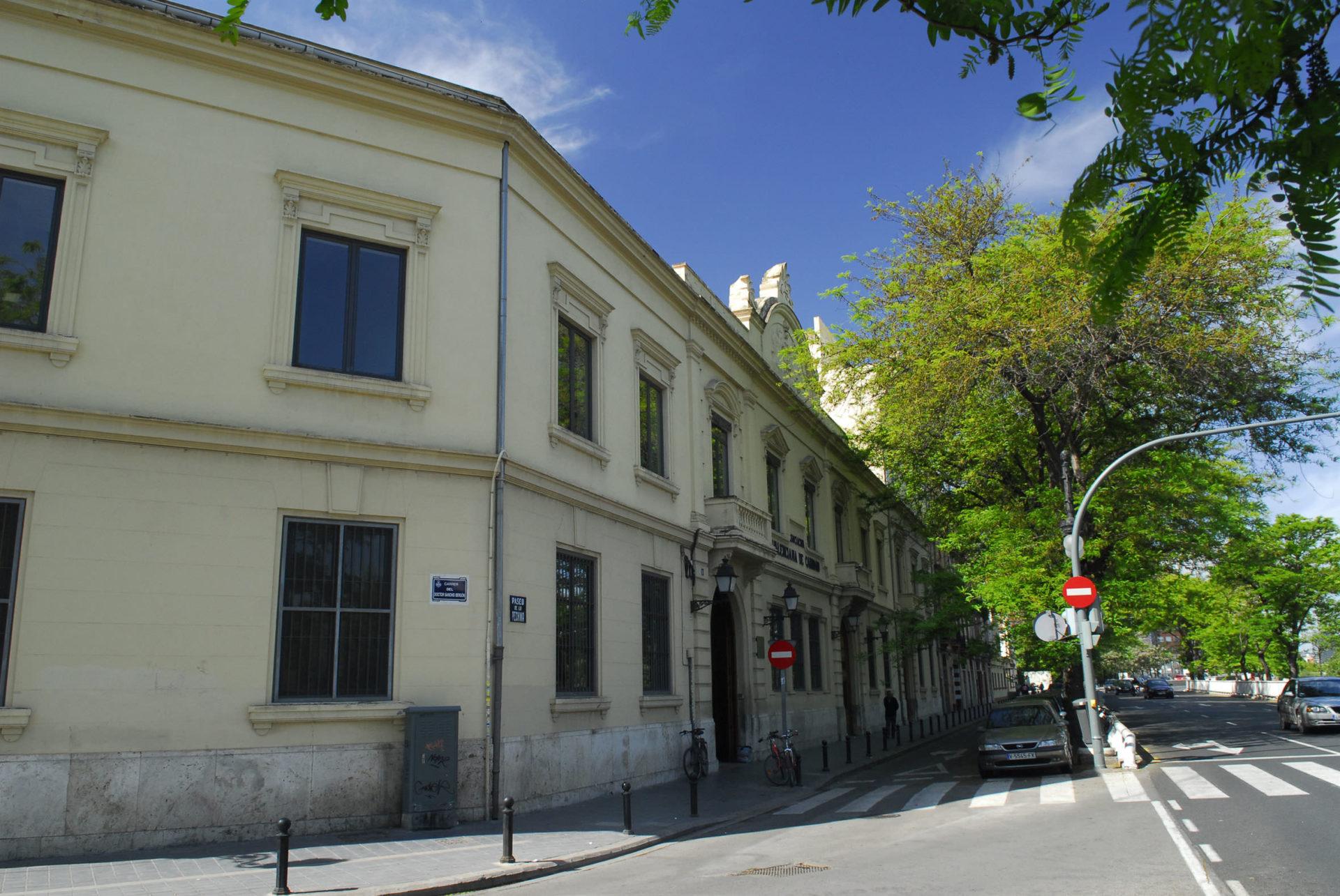 Casa Caridad València